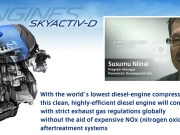 "Mazda SkyActiv-D ""Not Quite Ready"" for Emissions Regulations"