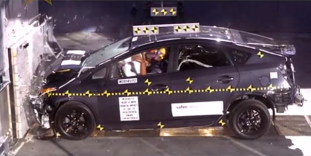 2014 Toyota Prius - One of the Safest on the Road