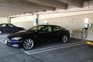 Model S Charging