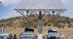 Electric Vehicles Charging, and Sharing?