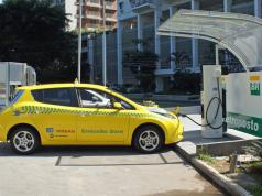 Nissan Leaf Electric Vehicle Has Worldwide Appeal!