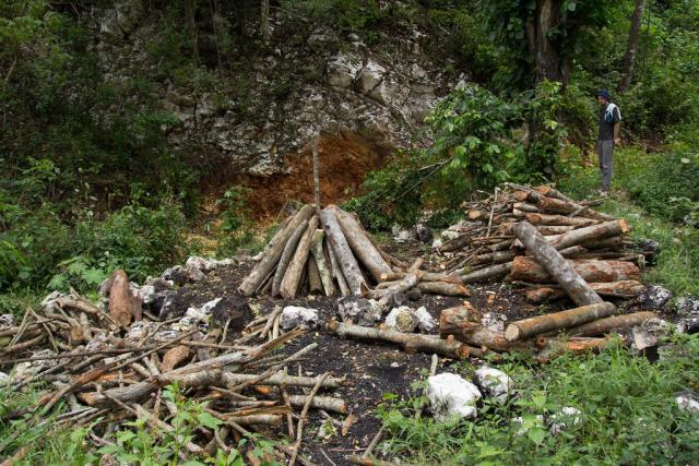 Climate Change Causes in Sierra de Barahuco, Dominican Republic