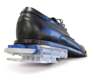 Med shoe generator