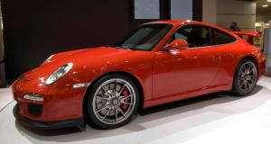 Porsche 911 GT3 Fires Prompt Recall and Stop-Sale