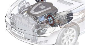 Mercedes-Benz S-Class Hybrid Electric Vehicle, Now to Get Rid of that V6