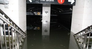 Climate Change may be Responsible for Future New York City Flooding Every Four or Five Years