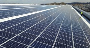 Jaguar Land Rover's Solar Power System is the Largest in the UK