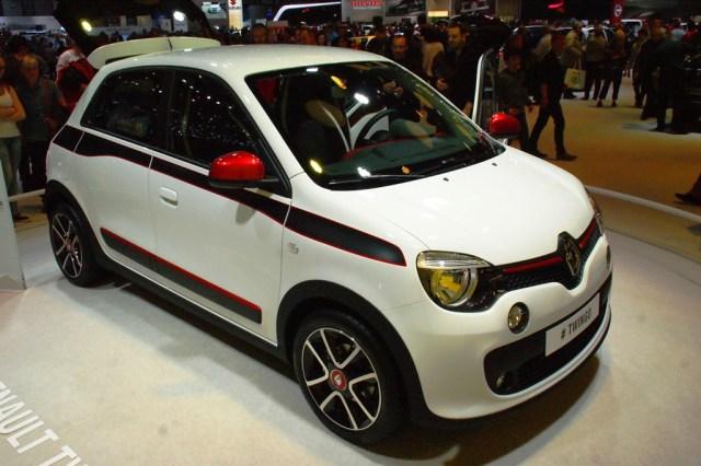 Renault Twingo EV Launch TBD