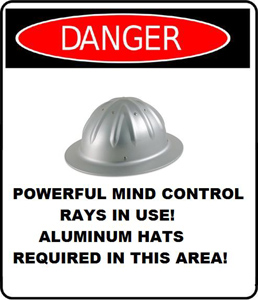 Tesla Motors Drivers Should Wear Aluminum Hats to Keep Google From Spying on Their Thoughts