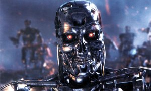 A scene from the 2003 film Terminator 3: Rise of the Machines