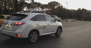 "Google Autonomous Vehicle Testing, California Says ""No Sleeping"""