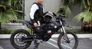ZERO MMX Electric Motorcycle on Trial by LAPD