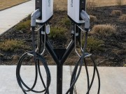 More charging stations, more electric vehicles, fewer emissions.