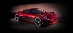 Rimac's Concept_One (c) Rimac Automobili