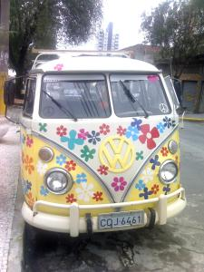 Free love and flower power, but still only 15 mpg.