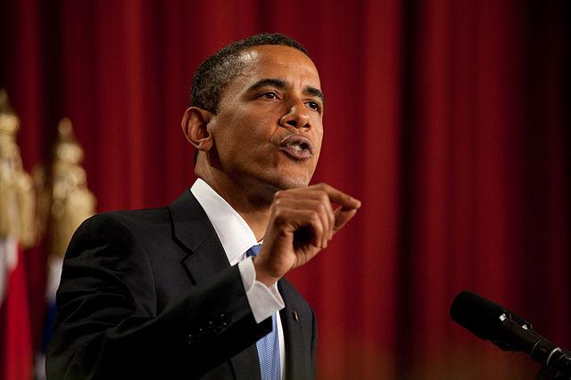 Obama climate change