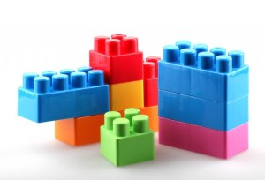 LEGO Plastic Blocks