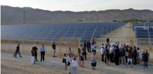 israel solar