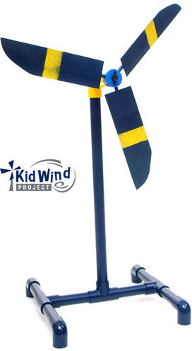 How to Build a DIY Toy Wind Turbine for Your Kids - The