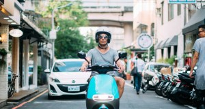 The Gogoro electric scooter, the Smartscooter, could be coming to a city near you.