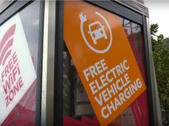 Spark Plug charging station