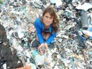 Methane Plastic Pollution