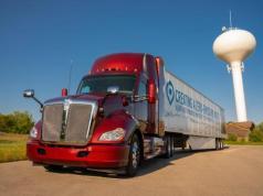 Hydrogen Fuel Cell Truck