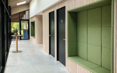 Verkleuring en vergeling van interieurhout voorkomen met SunCare