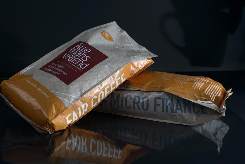 Greenpaints kiest voor koffiebonen mét karakter