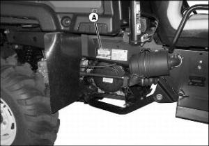 Model XUV 855D Gator Parts