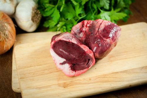 Grass Fed Lamb Hearts