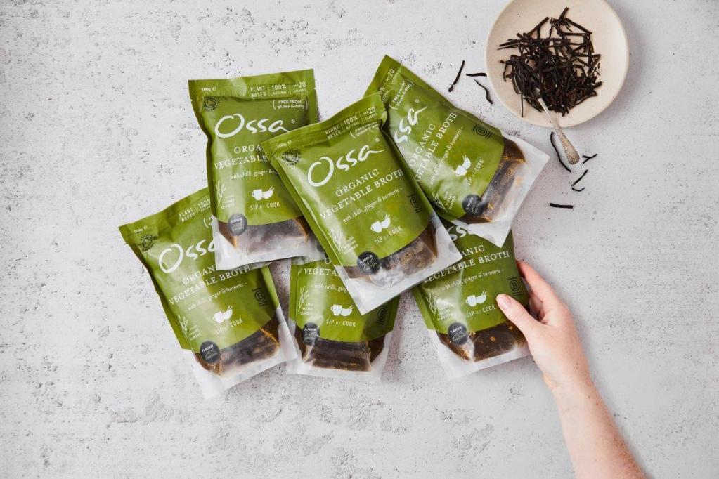 New: Ossa Organic Vegetable Broth