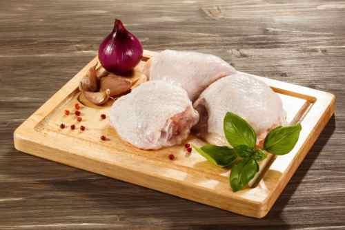 Organic Chicken Thighs
