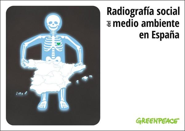 situación medio ambiente españa según greenpeace