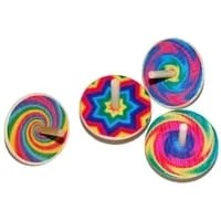 Hess-Spielzeug Spinning Tops sold individually