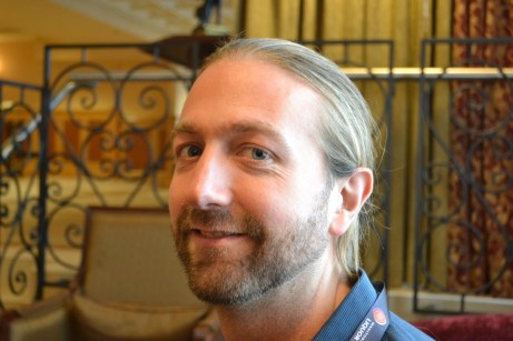 Sean McHugh, Executive Director, Canadian Fair Trade Network (David Kattenburg)