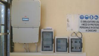 Inverter Installato a Francavilla Marittima