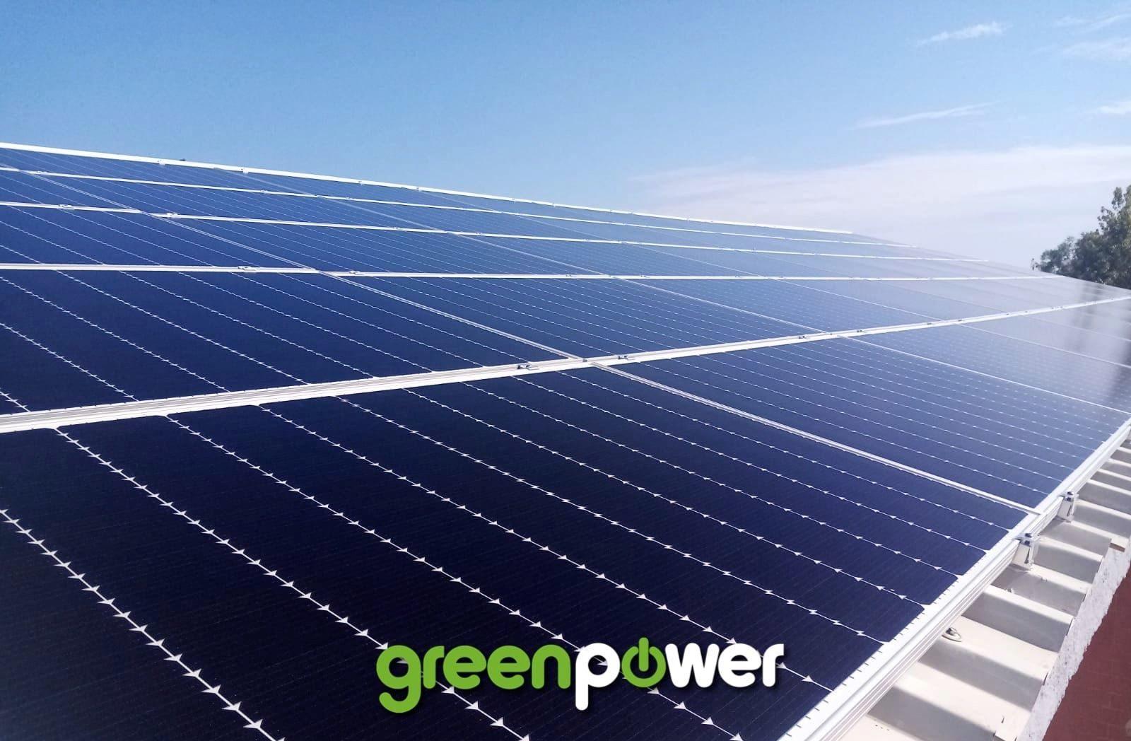 Vendere Energia Elettrica Da Fotovoltaico impianto fotovoltaico - green power energia
