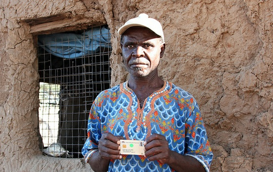 Image result for african using credit cards