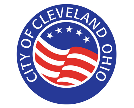 Green Ribbon Coalition Cleveland City of Cleveland logo