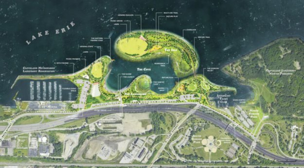 New lakefront project