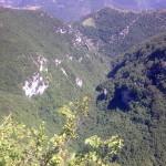Sentiero 1 - Rio Freddo da Passo del Lupo