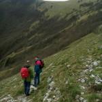 Sentiero 10 - Verso la Sella del Monte Culumeo