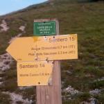 Sentiero 14 - Partenza Costa della Valcella