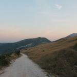 Sentiero 233 - La strada bianca