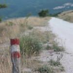 Sentiero 233 - Segnavia
