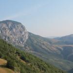 Sentiero 233 - Panorama sul Monte Catria