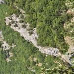 Sentiero 238 - Panorami sulla Spaccatura delle Lecce