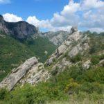 PR Dolomiti Lucane - Prime dolomiti