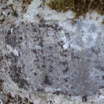 Sentiero 290 - Lapide di marmo